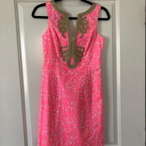 Lilly Pulitzer Janice Shift Dress size 00